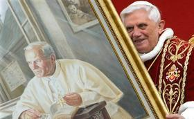 October 22: Saint John Paul II