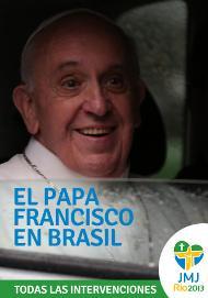 """Libro electrónico """"El Papa Francisco en Brasil"""""""