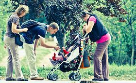 Der Erziehungsauftrag der Familie