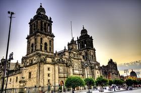 Una fiesta de fe en la Ciudad de México