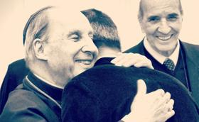 Homily at Funeral Mass for Bishop Echevarría