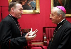 Sućut Kardinala Josipa Bozanića povodom smrti mons. Javiera Echevarría