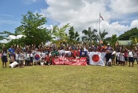 フィリピン・ボランティアの2週間
