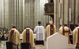 Missas em honra de São Josemaria em 2015