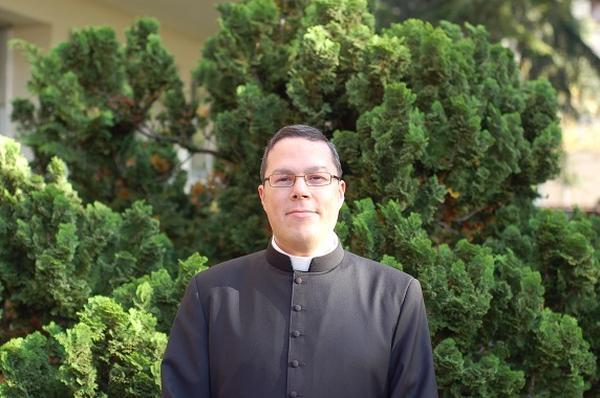 Un nuevo sacerdote costarricense
