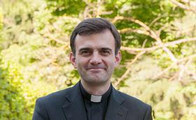 """Dámaso Azagra: """"El Papa Francesc és un gran exemple per a un nou sacerdot"""""""