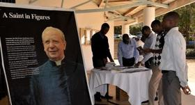 Exhibition on Blessed Alvaro in Eldoret