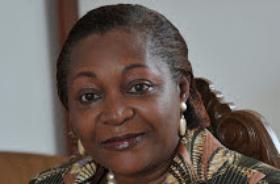 Eliane et la femme en Côte d'Ivoire