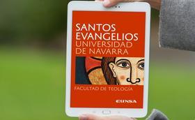 La Universidad de Navarra publica una versión digital gratuita de los Evangelios