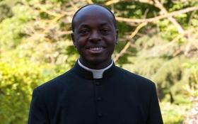 Interview with Fr. Alex Mbonimpa