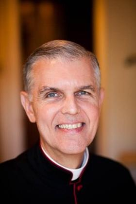 The Vicar for Canada is Msgr. Frederick Dolan