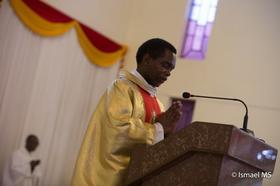 Homecoming Mass of Fr. Martin Onyango