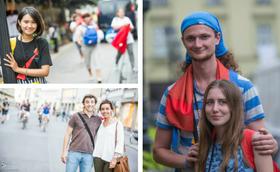 Historias de la Jornada Mundial de la Juventud (I)