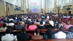 Masses of St. Josemaria in East Africa June 2015
