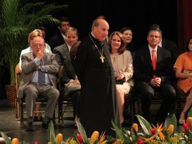Panamá: tertulia con el Padre en Atlapa