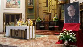 Misas na festa do Beato Álvaro del Portillo
