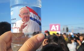 Diário de Viagem: com o Papa no Paraguai