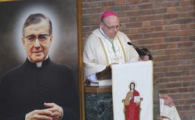 Homily of Bishop John Wilson at Mass for St Josemaría