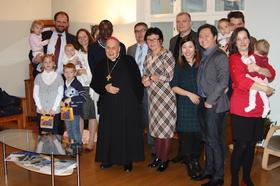 Yhteenveto Opus Dein piispan matkasta Suomeen