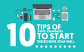 Ten Tips for Starting the School Year Well