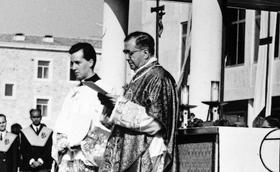 Masses in Britain on the occasion of the feast of St Josemaría Escrivá - June 2017
