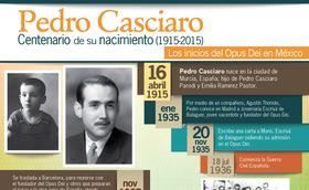 Centenario del nacimiento de don Pedro Casciaro (1915-2015)