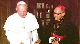 Béatification de mgr Romero, archevêque de San Salvador, martyr