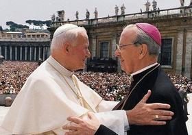 Папа Франциск пишет о доне Альваро