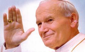 A pápa: a Szeretet tanúja