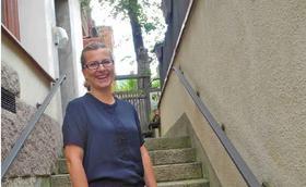 Liv och rörelse kring Joanna Engstedt