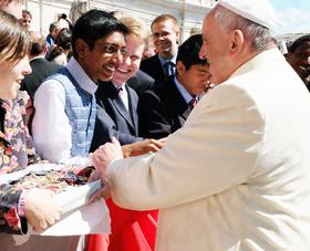 From Mumbai to Pope Francis