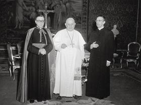 Don Álvaro del Portillo, una vida al servicio de la Iglesia