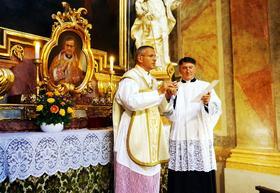 """Bischof Küng: """"Christus nachzufolgen ist ein Weg zur Freude und Erneuerung der Kirche"""""""
