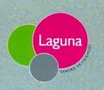 Logo van zorgcentrum Laguna.