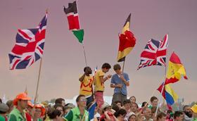Le pape aux jeunes : « N'ayez pas peur d'écouter l'Esprit »