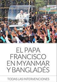 Llibre electrònic: El Papa Francesc a Myanmar i Bangla Desh