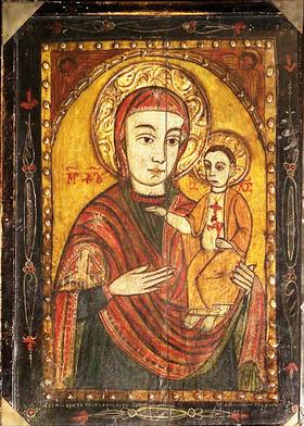 Mária, kelet csillaga