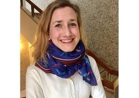 Intervju på Vatikanradion med Magdalena Lindén