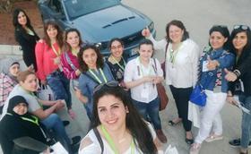 Tra i cristiani del Libano: la storia di Mariam
