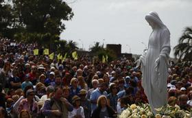 Con una Misa Campal culminó el II Congreso Mariano de Montevideo