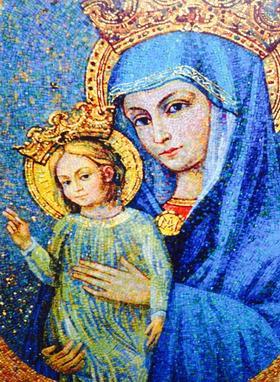 Mai : le mois de la Vierge Marie