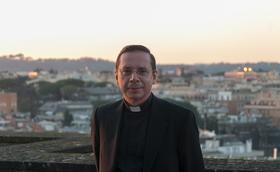 """Mariano Fazio: """"Estamos para apoyar al Papa"""""""