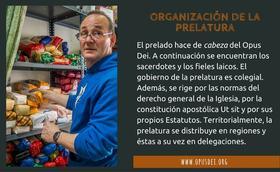 Organización de la Prelatura