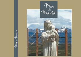 Un libro para caminar a diario con la Virgen María en su mes