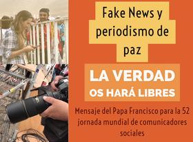 Fake news y periodismo de paz