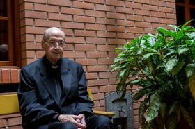 Falleció el padre Vicente Pazos