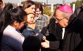 Discurso del Prelado en la apertura del proceso de Dora del Hoyo