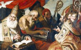 Bajo la guía de los Padres de la Iglesia