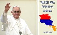 Participación del Papa Francisco en la Divina Liturgia, Catedral apostólica armenia
