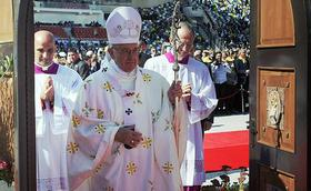 El Papa Francisco en Georgia y Azerbaiyán